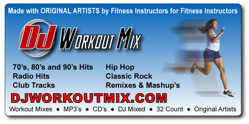 DJ Workout Mix: www.djworkoutmix.com