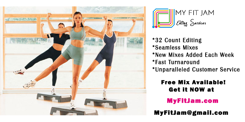 MyFitJam.com Editing Services